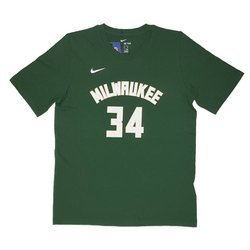 Nike NBA Milwaukee Bucks T-shirt - EZ2B7BCMW-BCKGA