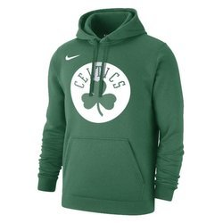 Nike Youth Boston Celtics Logo Essential Hoodie - EZ2B7BBMM-CEL