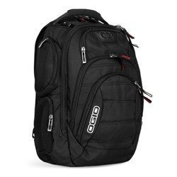 Ogio Gambit Black Backpack - 111072-03