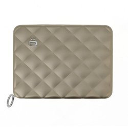 Ogon Designs Quilted Passport Wallet Rose Gold