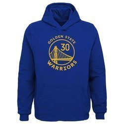 OuterStuff NBA Golden State Warriors Stephen Curry Youth Hoodie