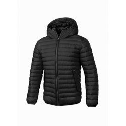Pit Bull West Coast Light Padded Hodded Jacket Tremont Black
