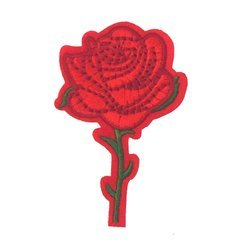 Rose Thermal Patch