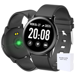 Smartwatch Rubicon - RNCE40 BLACK