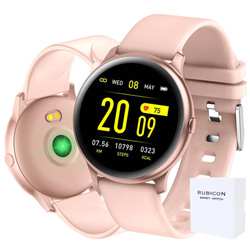 Smartwatch Rubicon - RNCE40 PINK