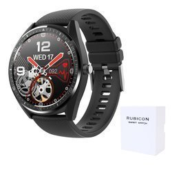 Smartwatch Rubicon - RNCE55 BLACK