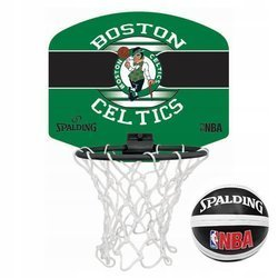 Spalding NBA Boston Celtics Backboard