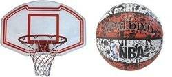 Spalding NBA Graffiti USA + basketball set