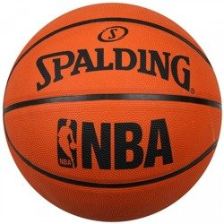 Spalding NBA Logo Outdoor Basketball
