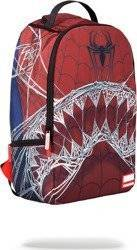 Sprayground Marvel Spider-Man Webbed Shark Cartoon Comics Backpack - 9100B965NSZ