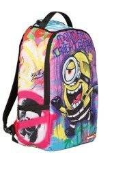 Sprayground Minions On The Run Backpack - 910B1248NSZ