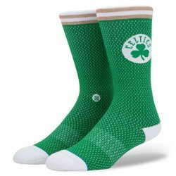 Stance Boston Celtics Jersey NBA Green Socks - M545D17CEL - GRN