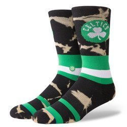 Stance NBA Arena Boston Celtics Acid Wash Socks - M558C18CEL
