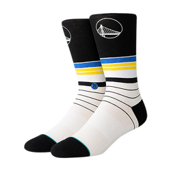 Stance NBA Golden State Warriors Baseline - M548C19BWA