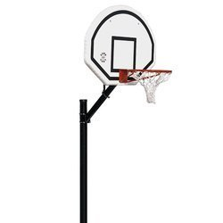 Sure Shot 501 Montreal Basketball Set with polypropylene backboard