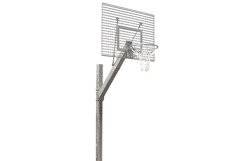 Sure Shot Euro Court HD Basketball Set with Backboard Grid