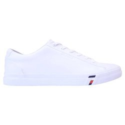 Tommy Hilfiger Corporate Leather Sneaker - FM0FM02672 YBS
