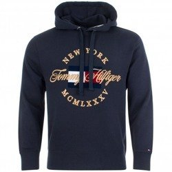 Tommy Hilfiger Icon Artwork Hoody - MW0MW10064-403