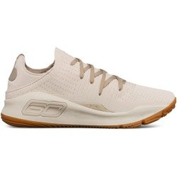 Under Armour Curry 4 Low Brun Brown Shoes - 3000083-103