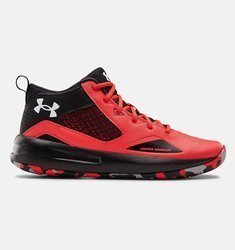 Under Armour Lockdown 5 Basketball Shoes - 3023949-601