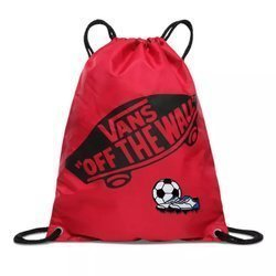 VANS Benched Bag Gymsack - VN000SUFSQ21 - Custom Football