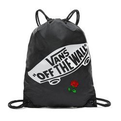 VANS Benched Gymsack | VN000SUF158 - Custom Red Rose