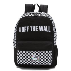 VANS Central Realm Backpack Custom Unicorn - VN0A3UQSBLK