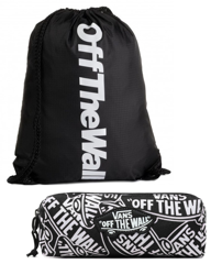 VANS League Benched Bag OTW Black - VN0002W6OFB1