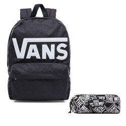 VANS Old Skool II Backpack - VN000ONIY28-813 OTW Pencil Pouch - VN0A3HMQY28