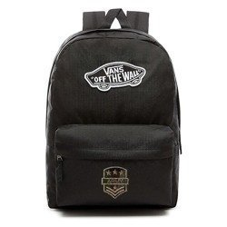 VANS Realm Backpack Custom Army - VN0A3UI6BLK