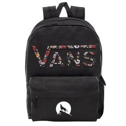 VANS Realm Backpack Custom Wolf - VN0A3UI8YGL 004