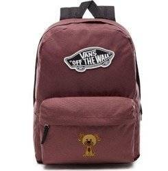 VANS Realm - Catawba Grape Backpack Custom Dog - VN0A3UI6ALI 295