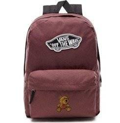 VANS Realm - Catawba Grape Backpack Custom Teddy Bear - VN0A3UI6ALI 295