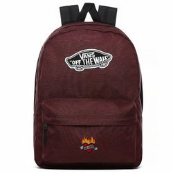 VANS Realm Port Royale Backpack Custom Love - VN0A3UI64QU1