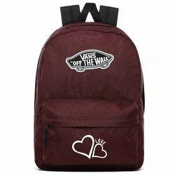 VANS Realm Port Royale Backpack - VN0A3UI64QU1 Custom Love