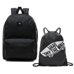 Vans Old Skool III  Backpack - VN0A3I6RBA5 + Benched Bag
