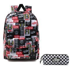 Vans Old Skool III Backpack - VN0A3I6RTTI + Pencil Pouch