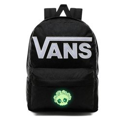 Vans Old Skool III Backpack - VN0A3I6RY28 - Custom lumi - Cute Skull