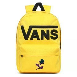 Vans Old Skool III Lemon Chrome Backpack Custom Rose - VN0A3I6R85W