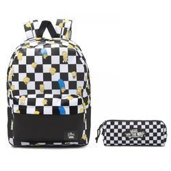Vans Old Skool III The Simpsons Flmy Chc Backpack + Pencil Pouch
