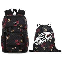 Vans Ranger Botanical Check Backpack - VN0A3NG2UWX + Bag