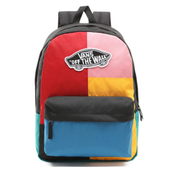 Vans Realm Backpack Patchwork - VN0A3UI6UUW