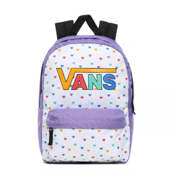Vans Realm Dahlia Purple Backpack - VN0A4ULTZL4