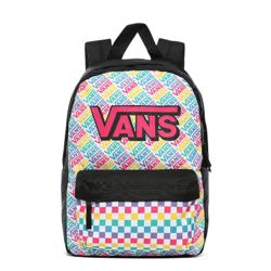 Vans Realm Girls Multicheck Backpack - VN0A4ULTZL8