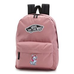 Vans Realm Nostalgia Rose Backpack Custom Cat - VN0A3UI6UXQ