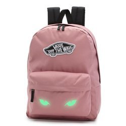 Vans Realm Nostalgia Rose Backpack - VN0A3UI6UXQ - Custom Lumi - Cat's Eyes