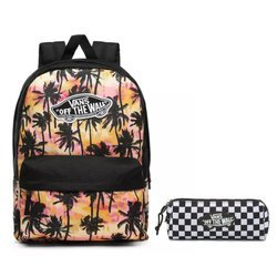 Vans Realm Sunset Palms Backpack - VN0A3UI6NID