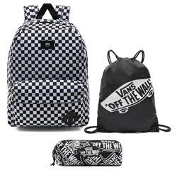 Vans Old Skool III Backpack - VN0A3I6RHU0 + Bag + Pancil Pouch
