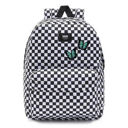 Vans Old Skool III Backpack - VN0A3I6RHU0 - Custom Blue Butterfly