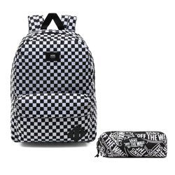 Vans Old Skool III Backpack - VN0A3I6RHU0 OTW Pencil Pouch - VN0A3HMQY28